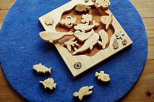 海パズル/使用例
